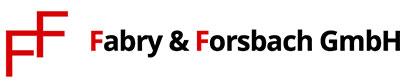 Logo der Fabry & Forsbach GmbH